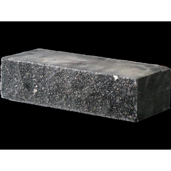 Гиперпрессованный кирпич рядовой 250х100х65 черный