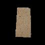 Кирпич огнеупорный (клин ребровый) шамотный ША 47