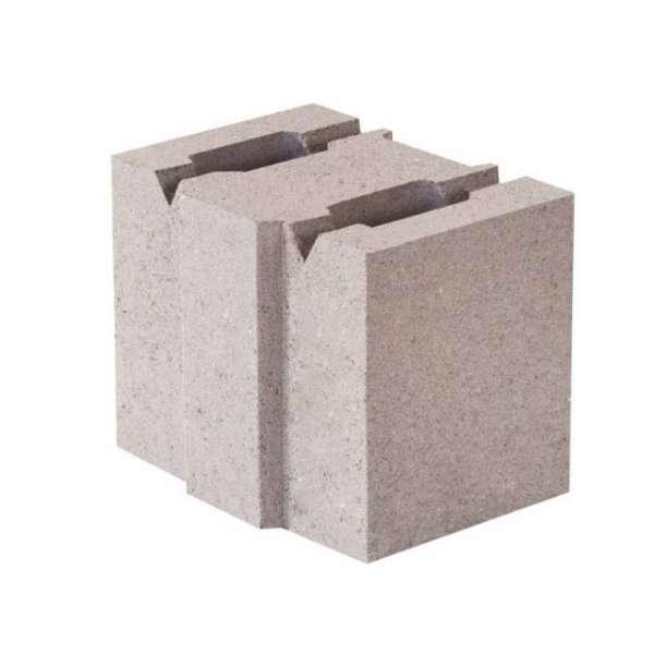 Бетонный блок CБ-ПР-Ц-Р-130.190.188-М100-F50