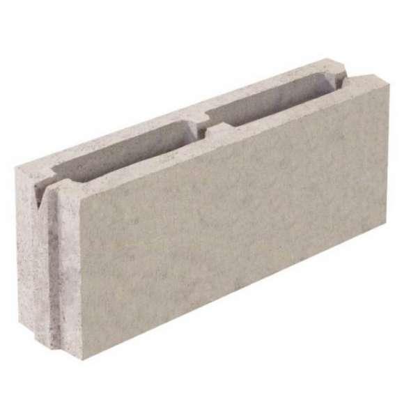 Бетонный блок CБ-ПР-Ц-Р-390.90.188-М100-F25