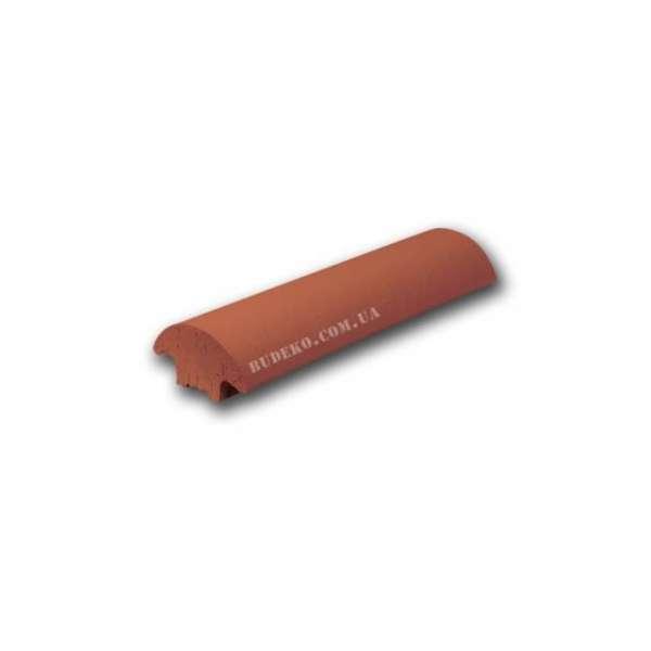 Плитка для ограждений, красная