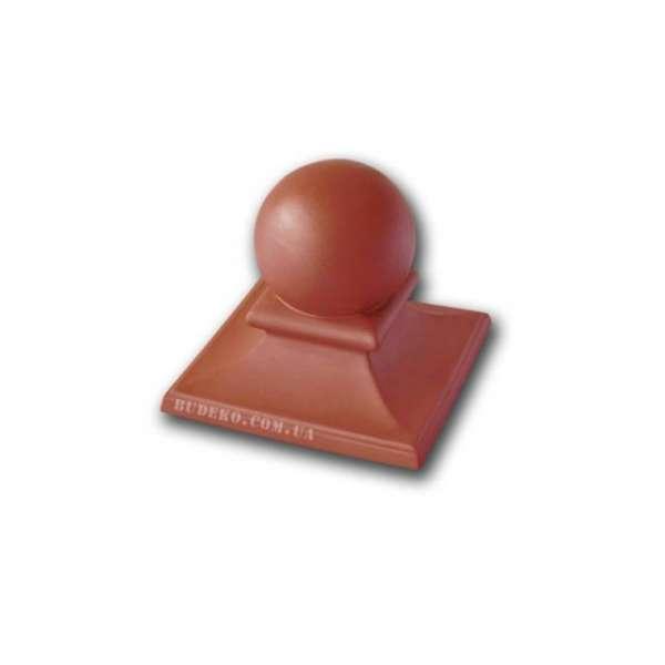 Керамическая шляпа King Klinker Ruby-Red Royal