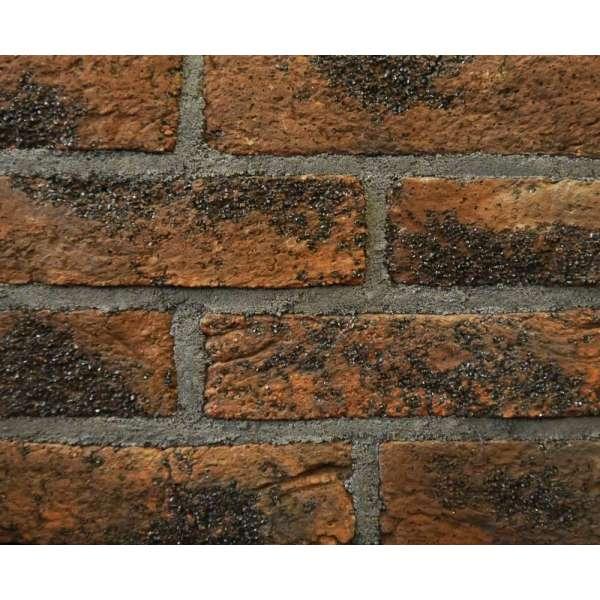 Плитка (камень) бетонная Бельгийский кирпич Визе Ред