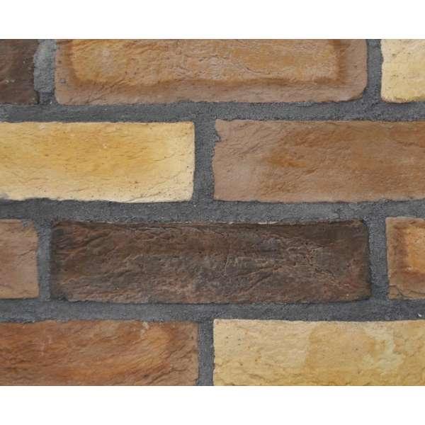 Плитка (камень) бетонная Бельгийский кирпич Кастелло