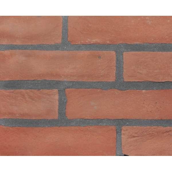 Плитка (камень) бетонная Бельгийский кирпич Россо