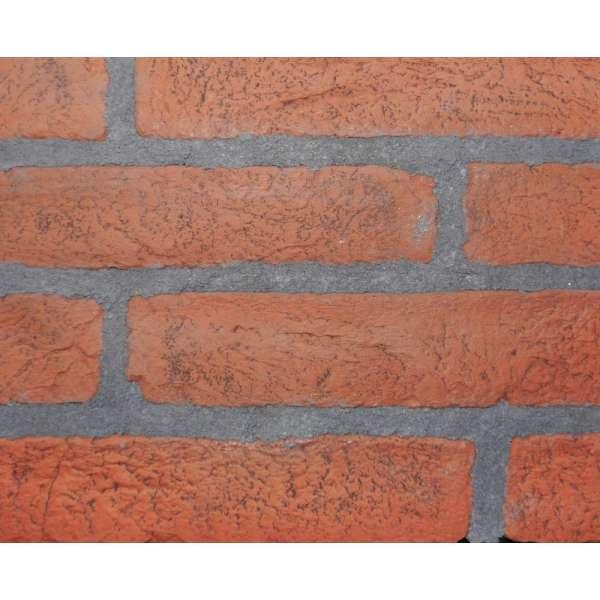 Плитка (камень) бетонная Калифорния россо колор