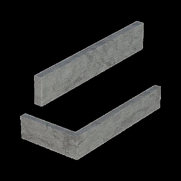 Угловая плитка (камень) бетонная Леванто