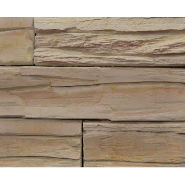 Плитка (камень) бетонная Шале Мокко