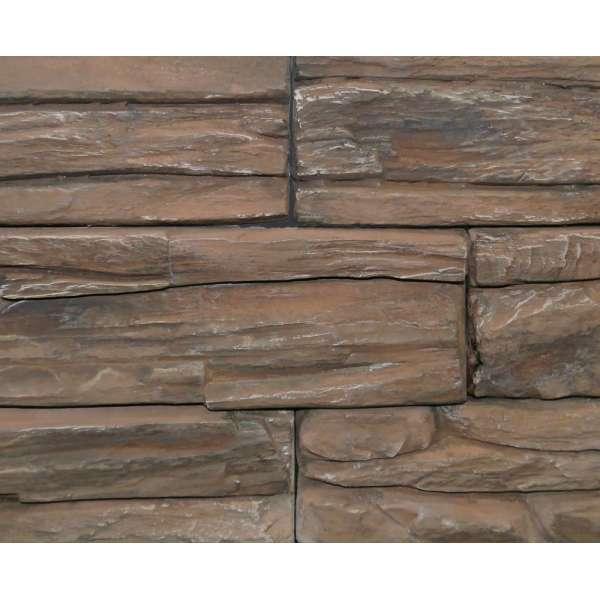Плитка (камень) бетонная Шале Нуаро