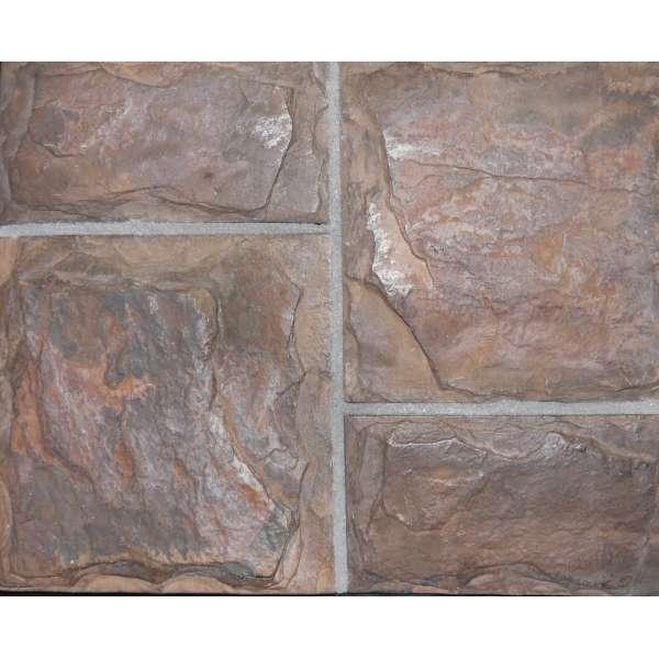 Плитка (камень) бетонная Сланец Морион