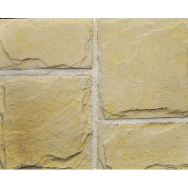 Плитка (камень) бетонная Сланец Ваниль
