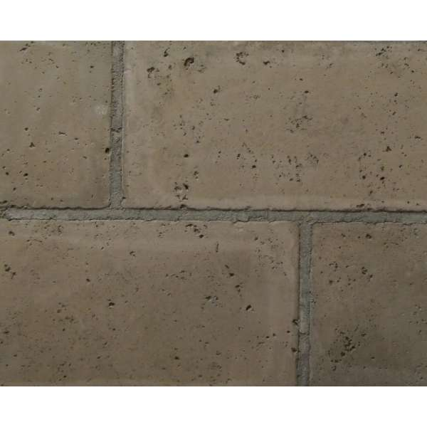 Плитка (камень) бетонная Травертин Гранж