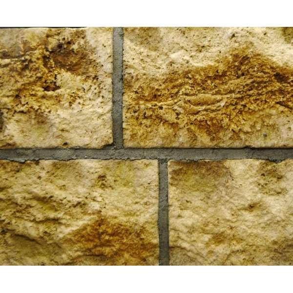 Плитка (камень) бетонная Травертин Скала Антик