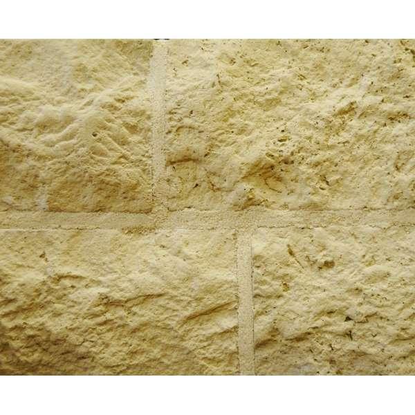 Плитка (камень) бетонная Травертин Скала Классический