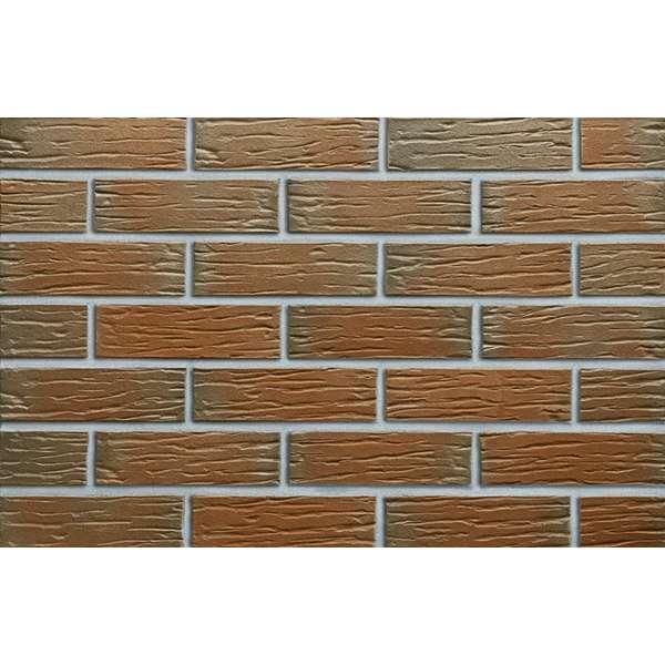 Облицовочная клинкерная плитка Roben Canberra NF рифленая с оттенком