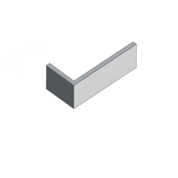Угловая плитка (камень) бетонная Бельгийский кирпич