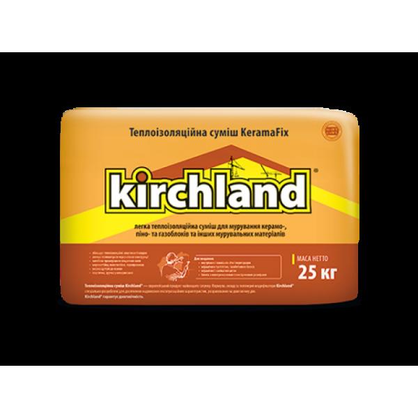 Теплоизоляционная кладочная смесь KeramaFix