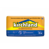 Клей для плитки Kirchland UltraFlex White