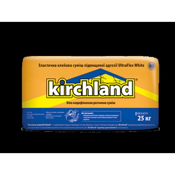 Клей для мраморной плитки Kirchland UltraFlex White