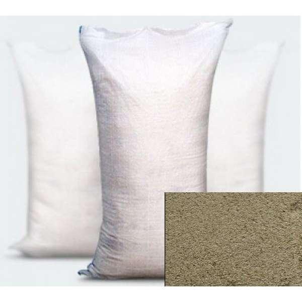 Кварцевый песок фракции 0-0,5 (в мешках по 25 кг)