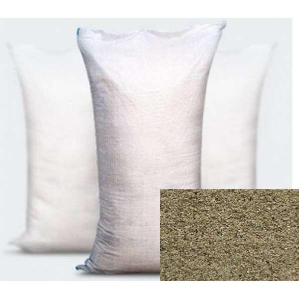 Кварцевый песок фракции 0,4-0,8 (в мешках по 25 кг)