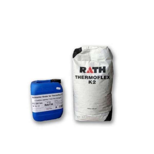 Печной клей Rath Thermoflex K2