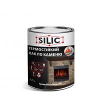 Лак термостойкий для печей и каминов SILIC