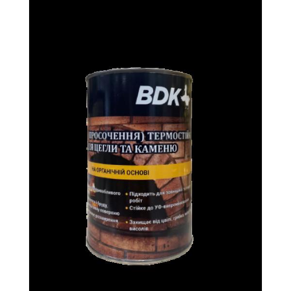Термостойкое масло (пропитка) для камня и кирпича