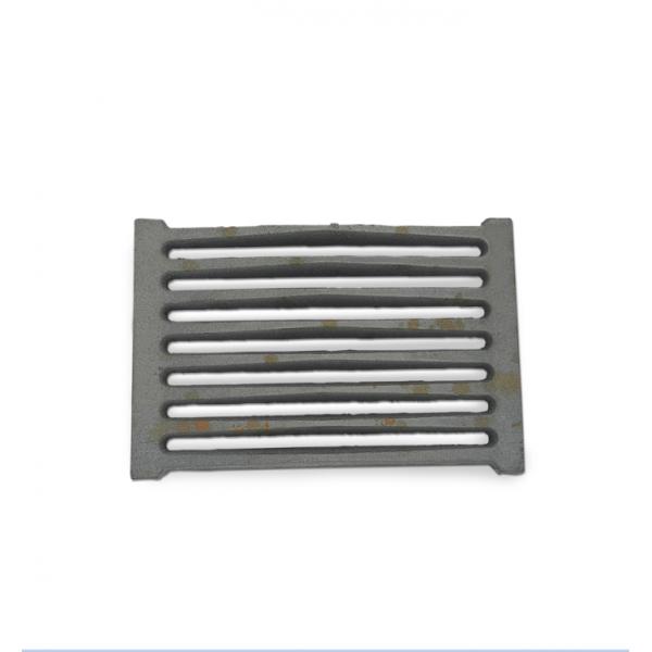 Чугунный колосник НЛЗ (300х200 мм) серого цвета