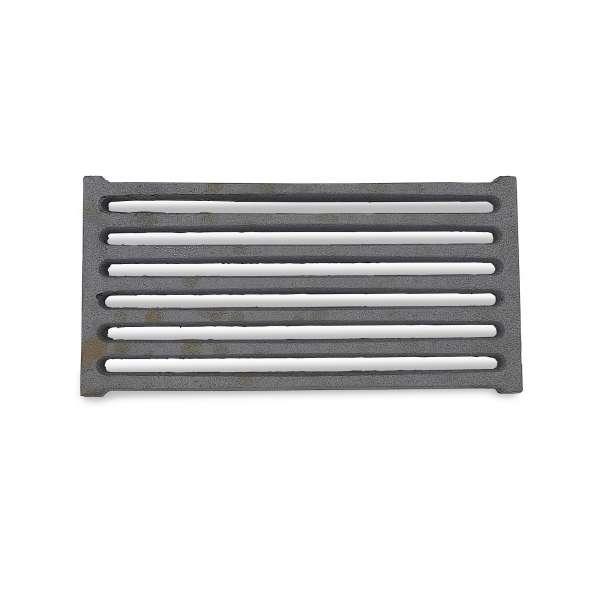 Чугунный колосник НЛЗ (395х200 мм) серого цвета