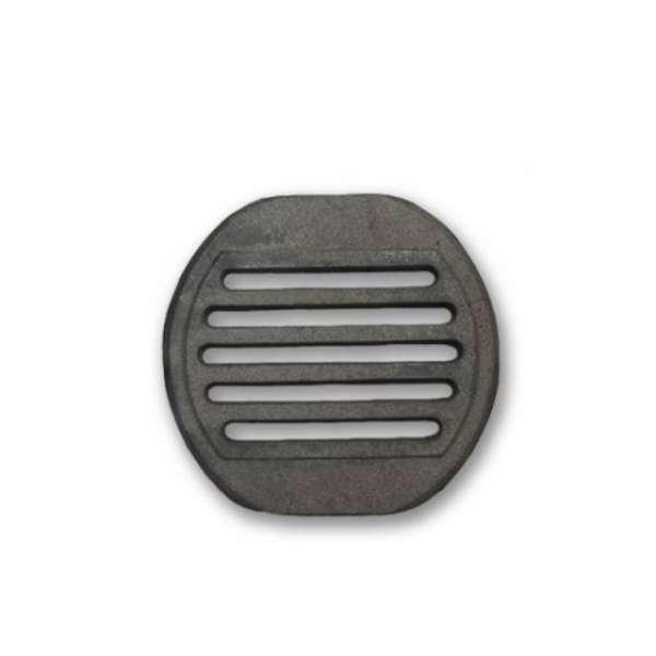 Колосниковая решетка круглая, 310х280 мм