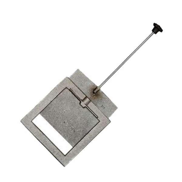 Задвижка дымохода SVT 201 40, 210х510 мм