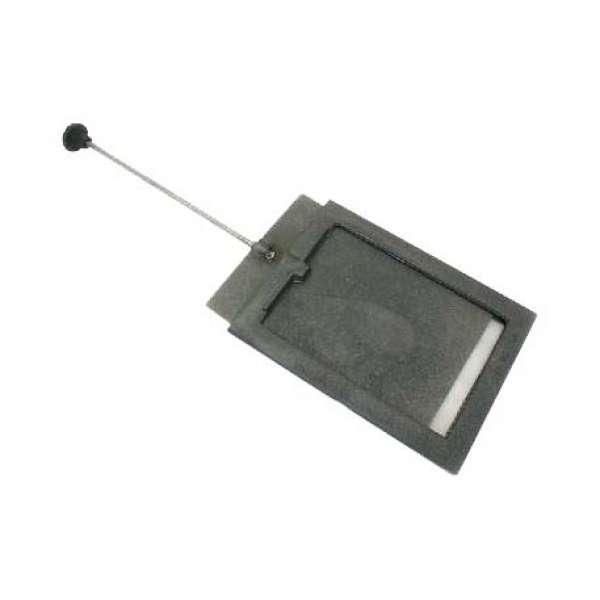 Задвижка дымохода SVT 203 50P, 210х580 мм