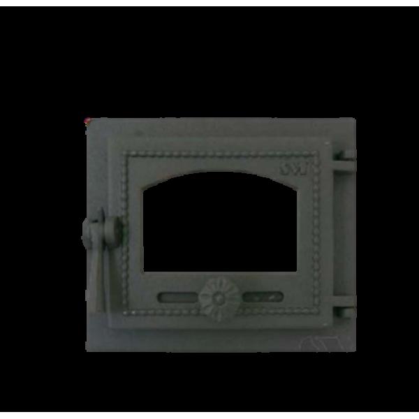 Дверца духовки SVT 470 герметичная, 280х240 мм