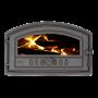 Дверца хлебной печи герметичная, застекленная, левая SVT 423, 470х290 мм