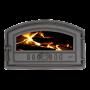 Дверца хлебной печи застекленная правая SVT 424, 470х290 мм