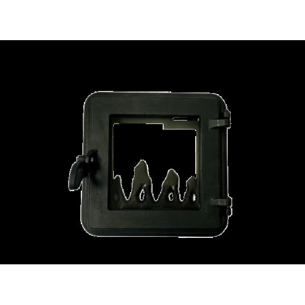 Топочная дверца Wamsler W190052 со стеклом (210x210)