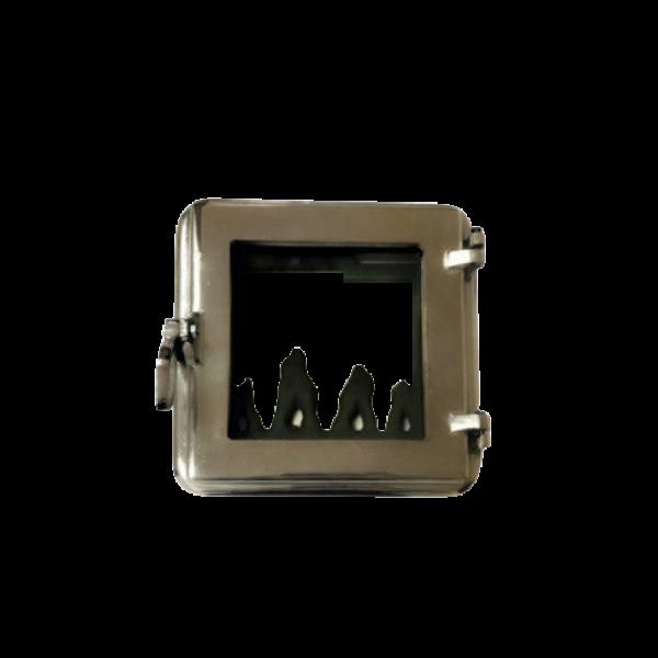 Топочная дверца Wamsler W190053 со стеклом (210x210)