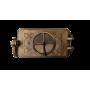 Дверца зольная Wamsler W190051, 210x110 (265х150)