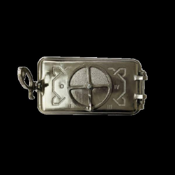 Дверца зольная Wamsler W190041, 210x110 (265х150)