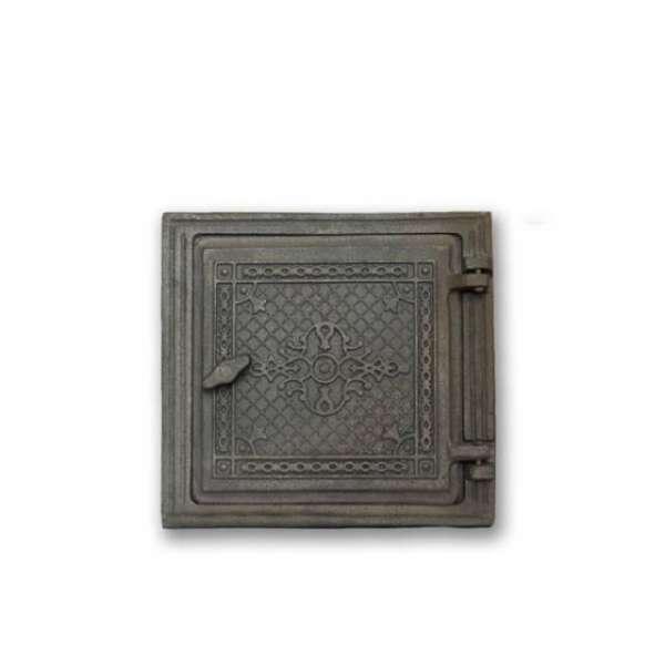 """Дверца топочная """"Элегант"""", 270х250 мм"""