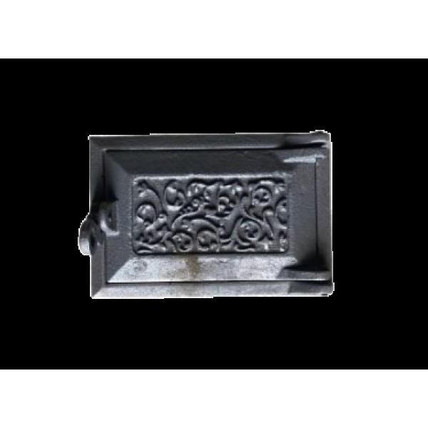 """Дверца поддувальная """"Триполье"""", 235х165 мм"""