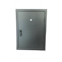 Дверка на коптильню стальная с термодатчиком