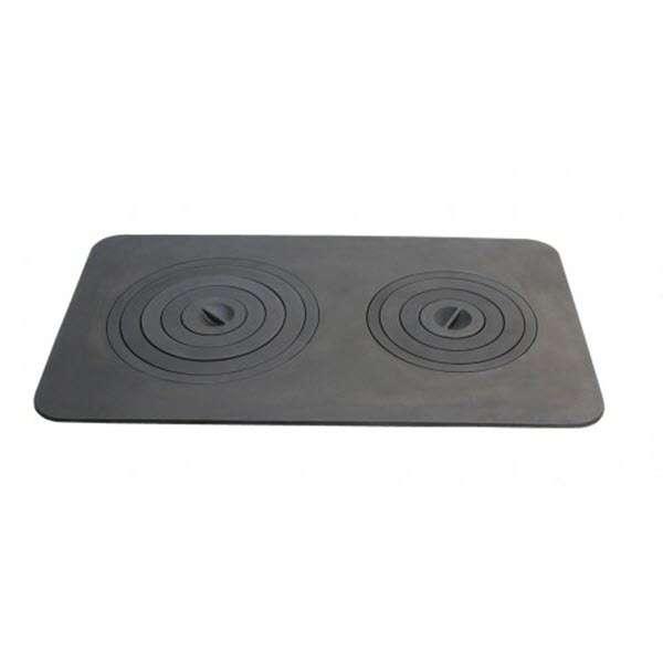 Плита для печи Ситон 740х440 мм