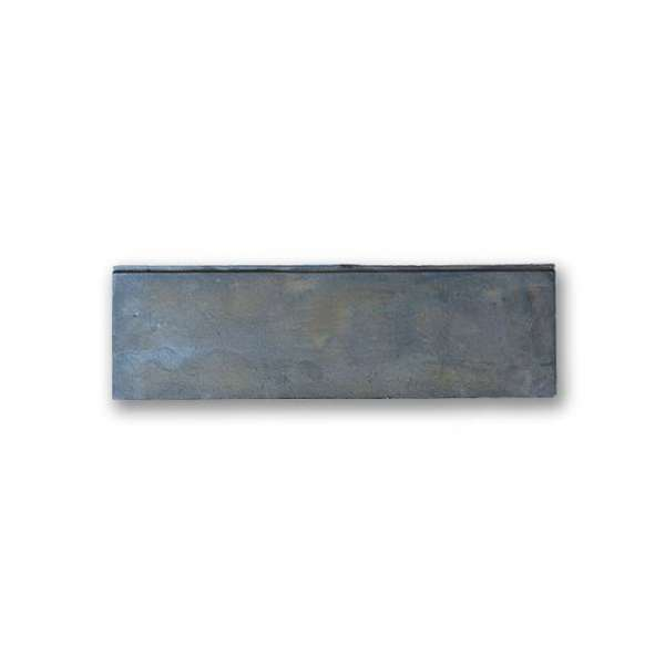 Чугунная поверхность на печь, 620х190 мм