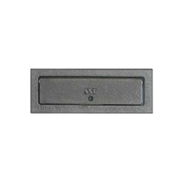 Дверца для выгребания углей SVT 439, 290х110 мм