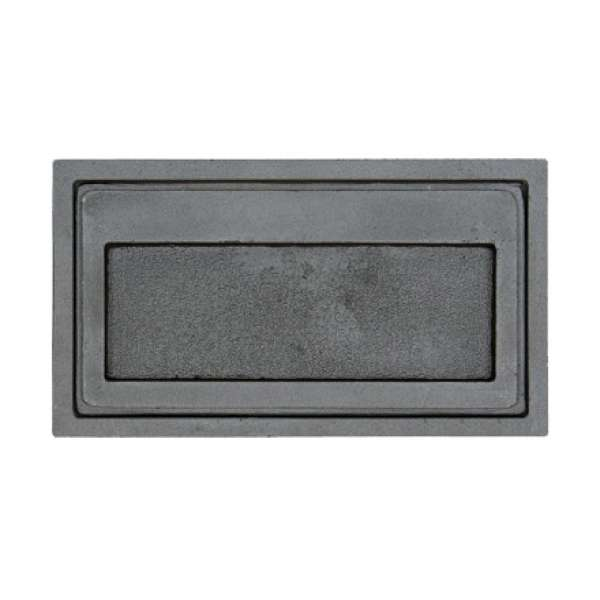 Люк для золы SVT 533 без петель, 180 х 320 мм