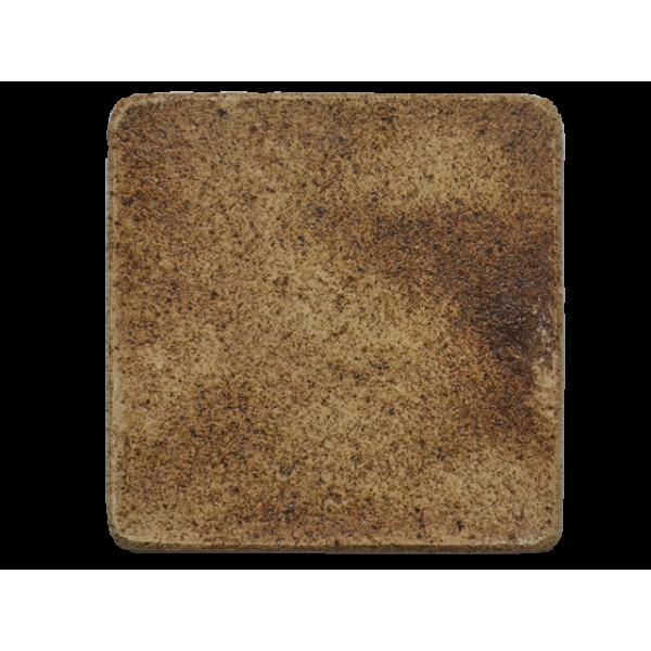 Жаростойкая плитка ручной формовки 95х95 мм