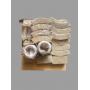 Компактная переносная печь из шамота Girtech Bravo  (набор элементов)