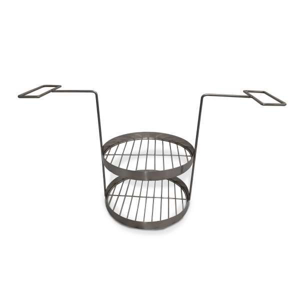 Двухъярусная решетка в тандыр Ø260 мм